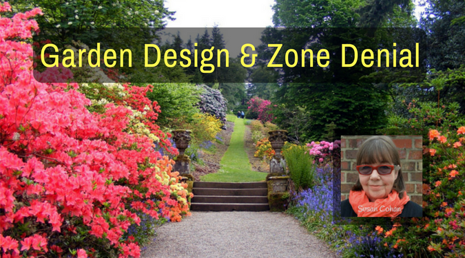 Garden design ideas zone denial with susan cohan back for Garden design podcast